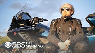 Automotive writer goes missing while test-driving motorcycle