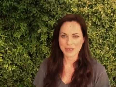 Actress Kristin Minter supports CANDi