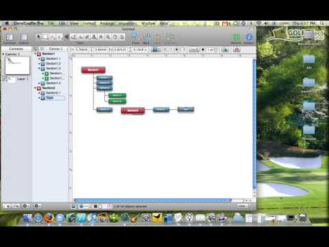 Build Attractive Site Maps In Minutes Using OmniGraffle YouTube - Omnigraffle us map