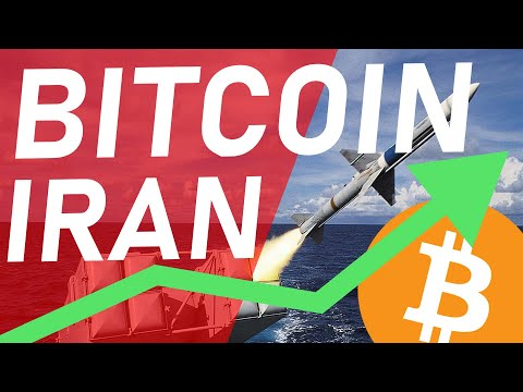BITCOINS REACTION TO IRAN AND INCREASED CORRELATION TO GOLD