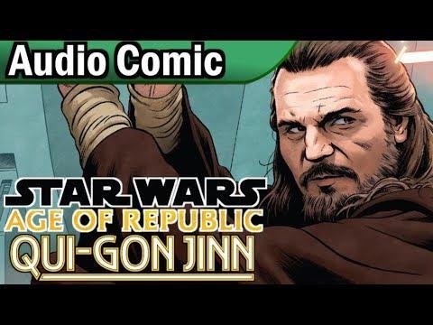 Star Wars: Age Of Republic: Qui-Gon Jinn (Audio Comic)