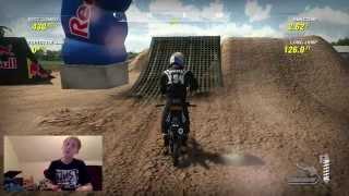 Motocross Game Xbox360 MX vs ATV