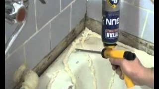 Акриловая вставка или акриловый вкладыш в ванну.Компания