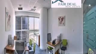 Serviced Offices With Quality Office Furnitures Available For Rent In Jlt