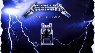 Gambar cover Fade to Black - Metallica | guitar tab fingerstyle