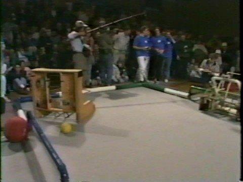 1993 Us First Robotics Rug Rage Match