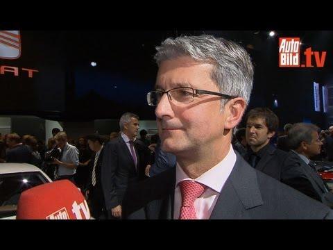 Interview mit Audi-Chef Rupert Stadler