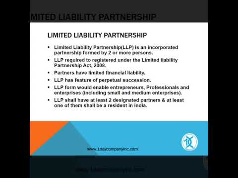LLP Registration in Delhi