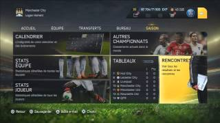 FIFA 15 - Carrière Manager - Manchester City - Transferts ! #1
