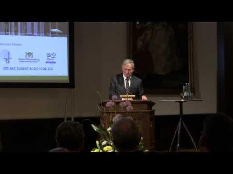 Keynote Former President of Germany Prof. Dr. Horst Köhler