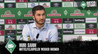 """Nuri Sahin über den kommenden Gegner von Werder Bremen: """"Werde nie Fan von Schalke sein"""""""