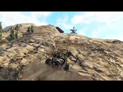 GTA 5 PC #40 - Dune Buggy