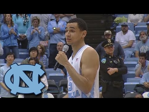 Marcus Paige's Emotional Farewell Speech Leaves Roy Williams In Tears