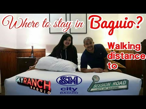 WHERE TO STAY IN BAGUIO? (Casa Vallejo) | Dining At Hill Station Baguio
