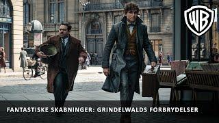 Fantastiske Skabninger: Grindelwalds Forbrydelser -  Expelliarmus