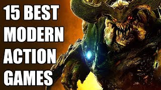 15 Best Current-Gen Action Games You Need To Play [PS4, Xbox One, PC, Switch]