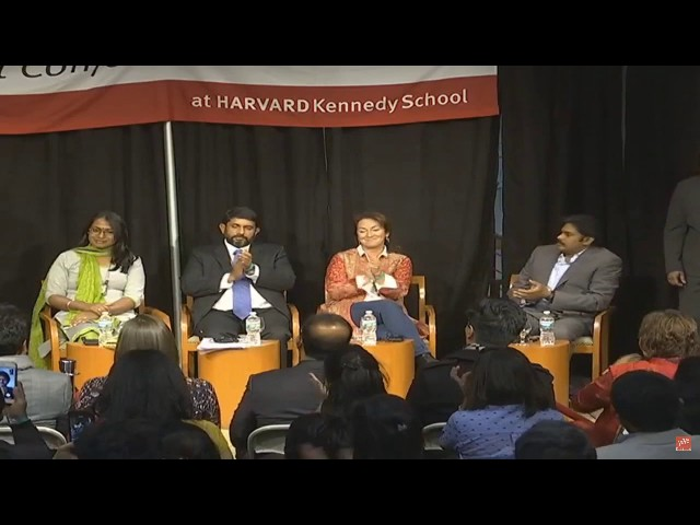 LIVE Event || Pawan Kalyan at Indian Conference 2017 || Harvard University || USA || Pawan Kalyan
