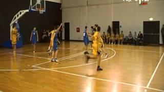 Vuk Lazic 82./KK ZAGREB-KK ZRINJEVAC 76-42