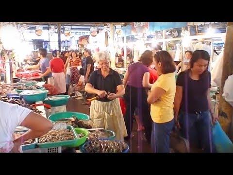 Farmers market quezon city cubao philippines youtube for Koi pond quezon city