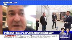 Entretien avec Macron, chloroquine, ambitions présidentielles: Jean-Marie Bigard invité du Live BFM