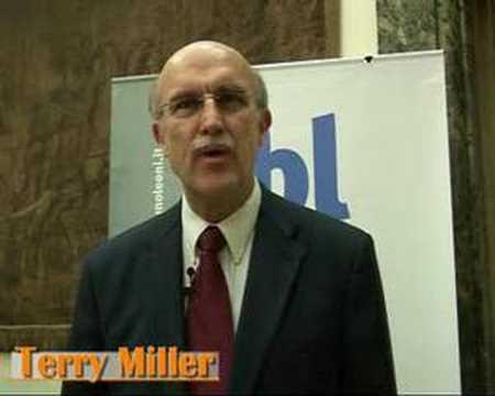 Index of Economic Freedom 2008, Terry Miller