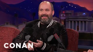 Tom Segura On His Controversial Louisiana Border Wall Joke  - CONAN on TBS