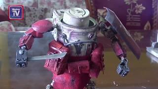 Robot buat sendiri