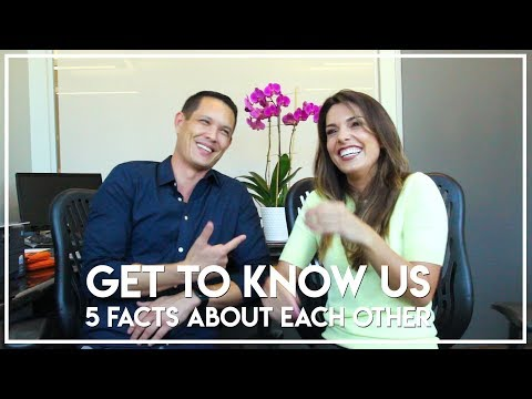 5 Facts About Each Other!