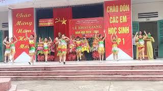 TH Đông Tân_nhảy rumba