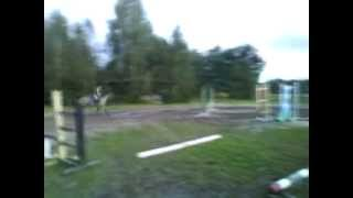 Oskarek & Ja skoki - pomyłka  na parkurze