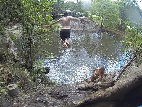Currumbin Rock Pools | Gold Coast Australia | 1080P