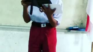 Praktek Ibadah Kelas 6 Maranatha Batu Aji,  Jonathan..