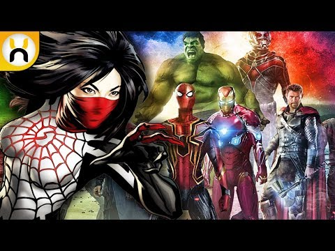 Has SILK Secretly Joined Avengers Infinity War?
