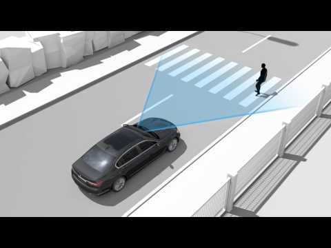 Pedestrian Detection | BMW Genius How-To