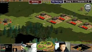 shenlong vs TTN CHina solo AOE