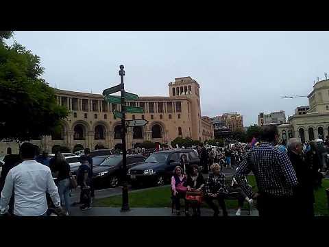 Бессмертный полк в Ереване, 9 мая 2019  | Амения