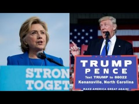 Inside the numbers: Clinton, Trump latest poll results