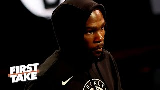 Max Kellerman: Kevin Durant is all about 'the process' now and I'm loving it | First Take