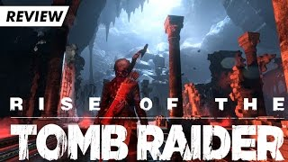 Rise of the Tomb Raider: REVIEW (Destruction & Ponytails) (Video Game Video Review)
