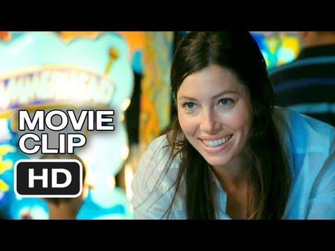 Playing for Keeps Movie CLIP - Arcade (2012) Gerard Butler, Jessica Biel Movie HD