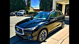 Here's why the NEW 2019 INFINITI QX50 IS WORTH $60,000