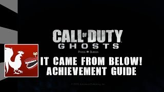 Call of Duty: Ghosts - It Came from Below! Guide