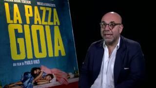 Giornale dello Spettacolo - Globalist.it - Intervista a Paolo Virzì   La Pazza Gioia