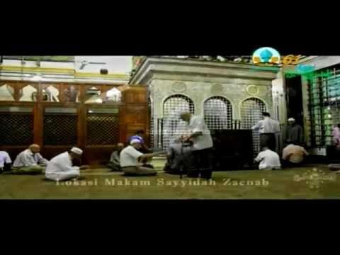 Ziarah Makam Auliya - Sayyidah Zainab RA.