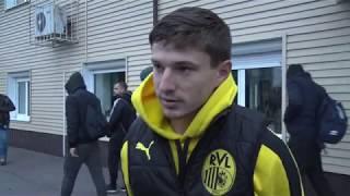 Микола Буй: У перемозі заслуга всієї команди.