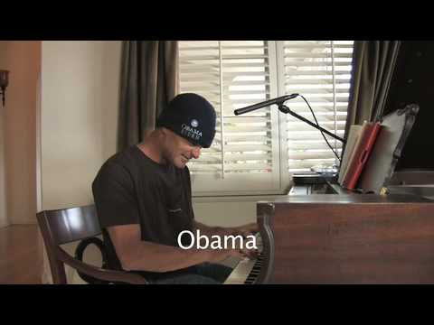 Song for Obama from laguna beach