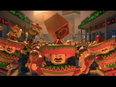 The LEGO Movie - Now Playing Spot 4 [HD]