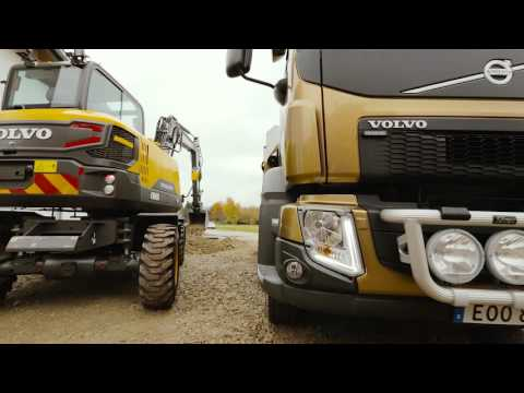 Utility Reveal Film - Volvo Construction Equipment Bauma 2016