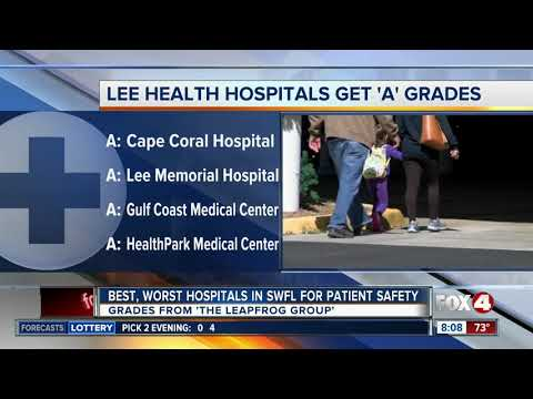 Hospitals receive health grades in SWFL thumbnail