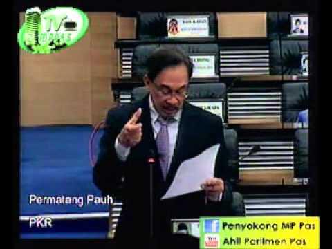 Ketua Pembangkang Bahas Belanjawan 2015